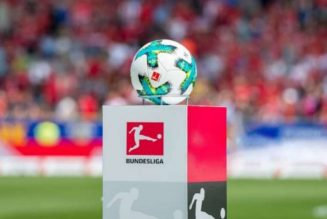 German Bundesliga restarts with 'ghost' derby