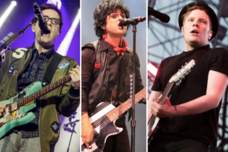 "Green Day, Fall Out Boy, Weezer Postpone ""Hella Mega Tour"" Until 2021 Due to Coronavirus"