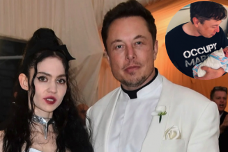 Grimes and Elon Musk Welcome Baby Boy