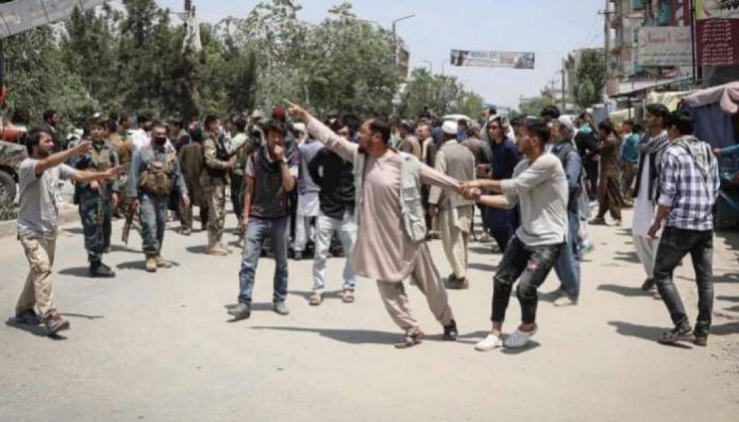 Gunmen attack Afghan hospital, kill two babies, 11 others