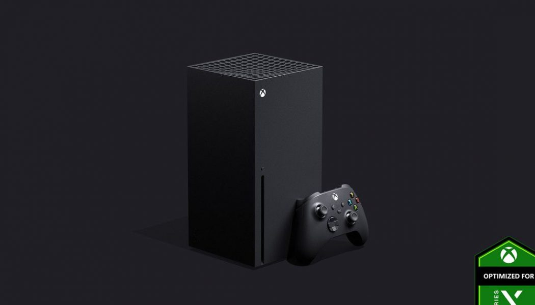 Here are the first 13 games optimized for the Xbox Series X