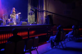 Here's What the First Socially Distant Concert in America Looked Like