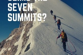 How much does it cost to climb the seven summits?