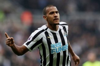 'I will take it': South American star open to making a comeback with Newcastle United