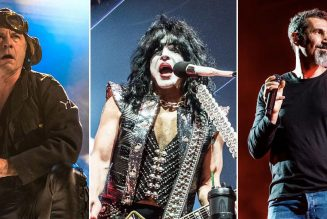 Iron Maiden, KISS, and System of a Down Headline Virtual Download Festival