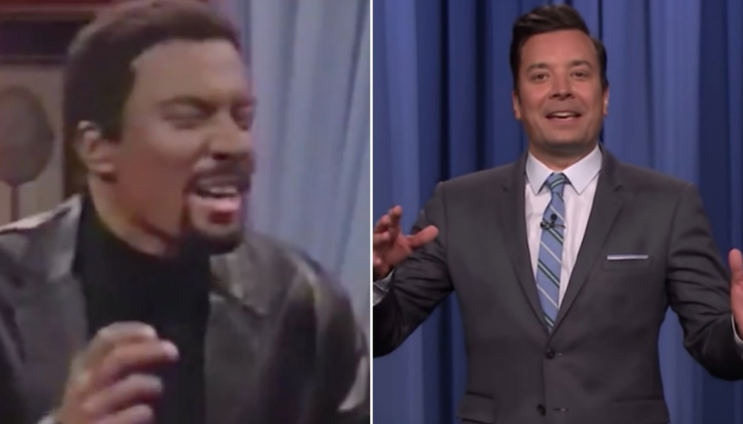 Jimmy Fallon Apologizes After Old Blackface SNL Sketch Resurfaces [Updated]