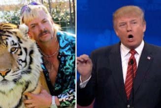 Joe Exotic Donated to Trump; Now His Legal Team Heads to White House for Pardon