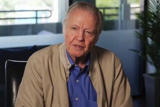 "Jon Voight Calls Donald Trump a ""Hero"" For His Handling of COVID-19 Pandemic"