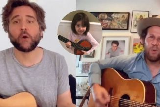 "Josh Radnor and Ben Lee Cover Viral Song ""I Wonder What's Inside Your Butthole"": Watch"