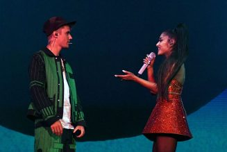 Justin Bieber And Ariana Grande Scored Their First No. 1 Song Together: 'Just You And Me'
