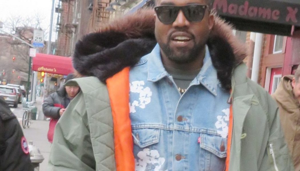 Kanye West Sued For Allegedly Not Paying Software Company