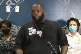 """Killer Mike Gives Impassioned Plea to Atlanta Protestors: """"It is Not Time to Burn Down Your Own Home"""""""