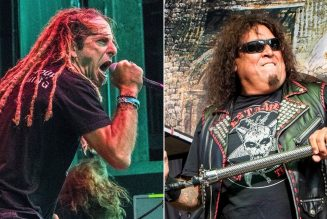 """Lamb of God Unleash New Song """"Routes"""" Featuring Testament's Chuck Billy: Stream"""