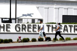 LA's Famed Greek Theatre is Cancelling its Season for the First Time in 90 Years