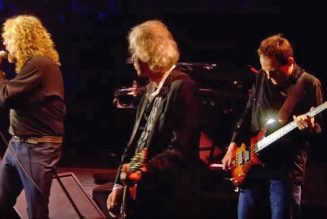 LED ZEPPELIN's 'Celebration Day' Now Available On YouTube For Limited Time