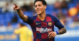 Leicester City to compete with German giants to sign young Barcelona winger: report