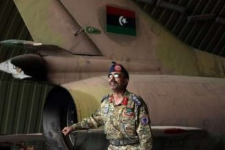 Libya's GNA says it is targeting retreating renegade strongman's forces