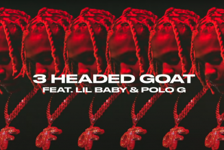 "Lil Durk, Lil Baby, and Polo G Link Up on ""3 Headed Goat"": Stream"