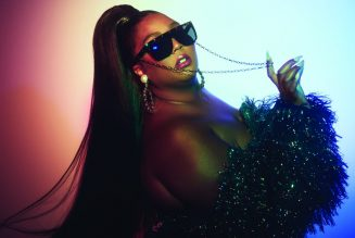 Lizzo's Quay Sunglasses Collection Offers a Free Extra Pair While Helping Someone in Need
