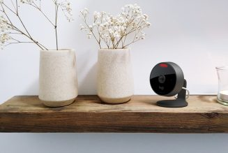 Logitech's new Circle View camera comes with built-in privacy controls