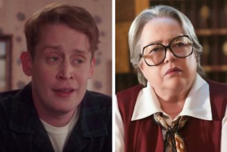 "Macaulay Culkin to Have ""Crazy, Erotic Sex"" with Kathy Bates in American Horror Story"