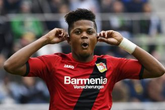 Manchester City will target signing of £40m Bundesliga star if Leroy Sane leaves: report