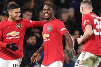 Manchester United delay extension talks with Odion Ighalo