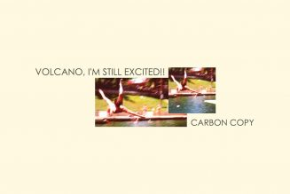 Mark Duplass' Band Volcano, I'm Still Excited!! Announce Deluxe Reissue of Carbon Copy EP