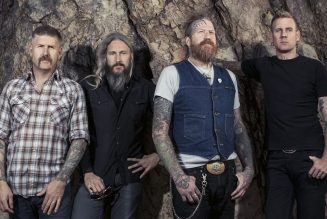 "Mastodon Working on New Album, Recording Song for New ""Bill & Ted"" Movie"
