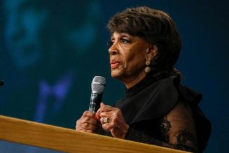 Maxine Waters Reveals Her Sister Has Passed Away Due To COVID-19