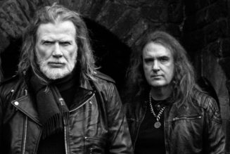 MEGADETH's DAVID ELLEFSON: 'I Knew When I Met DAVE MUSTAINE That We Had Something'