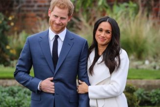 Meghan Markle And Prince Harry Move Into Tyler Perry's Million Dollar Mansion