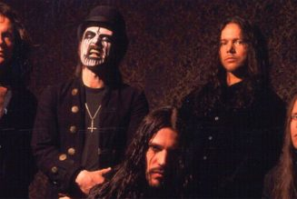 """Mercyful Fate Have 6 or 7 New Songs """"About to Be Ready"""" for First Release in Over 20 Years"""