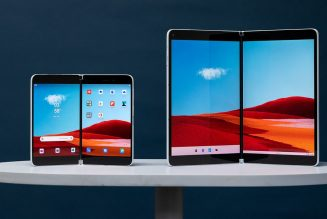 Microsoft's Surface Duo may not have great battery life