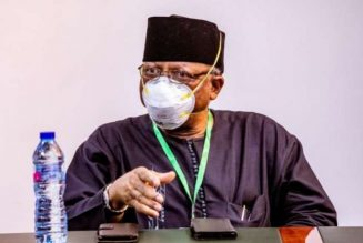 Minister advises on correct use of face masks