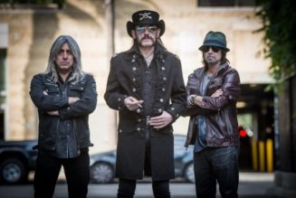 MOTÖRHEAD's PHIL CAMPBELL Reflects On Band's Final Tour, Says LEMMY 'Wasn't Quite Himself'