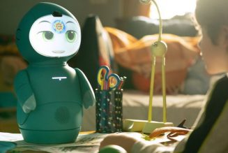 Moxie is a $1,500 robot for kids
