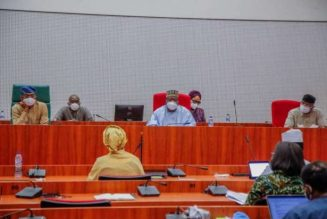 National Assembly leadership meets finance minster over 2020 budget amendment