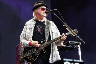 Neil Young's Unheard '70s Album 'Homegrown' Will Finally be Released