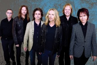 New STYX Album Will Be 'Progressive' With 'Heavy Emphasis On Melody'