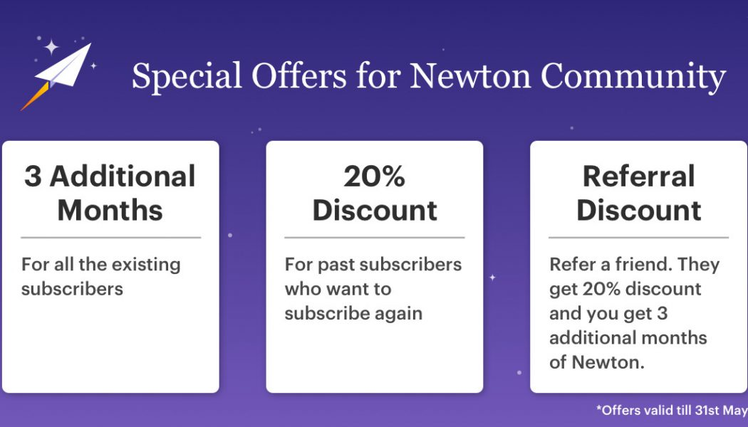 Newton Mail will be saved by fans after it was saved, and shut down again, by Essential