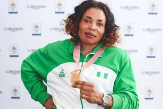 Nigeria's Paralympic gold medalist gets four-year doping ban
