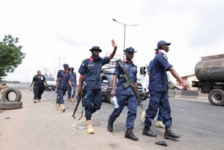 NSCDC intercepts 70 travel ban violators in Oyo
