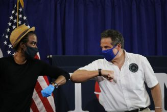 NY Governor Andrew Cuomo Requires Businesses To Deny Shoppers Without Masks