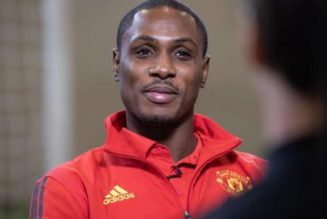 Odion Ighalo would like to end his career at Manchester United –trainer