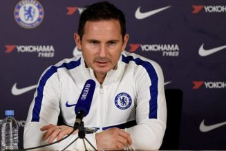 'One of the best managers in the world' – Conte sends classy message to Lampard