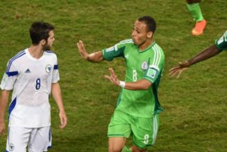 Osaze Odemwingie regrets missing out on 2013 AFCON winning team