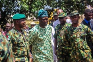 Oyo joint security outfit nabs seven armed robbers