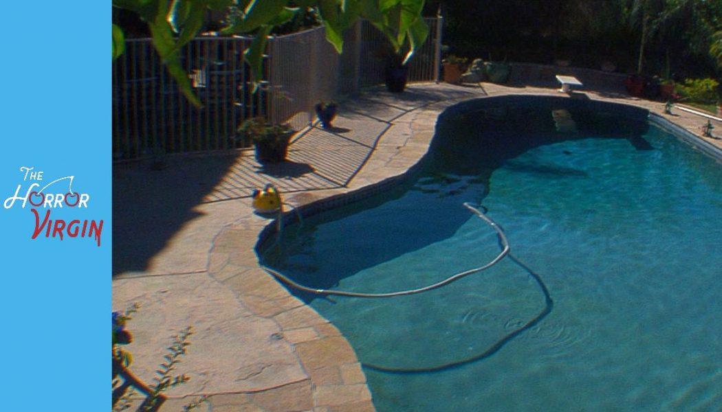 Paranormal Activity 2 Gives Pool Cleaners a Fighting Chance