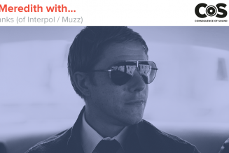 Paul Banks on Muzz, Mental Health, and More Interpol